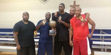 Bragging Rights - Basketball Champs